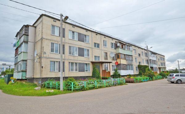 Трехкомнатная квартира в Волоколамском районе
